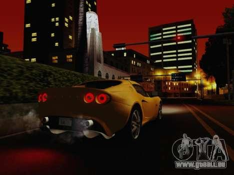 SA_RaptorX v1. 0 für schwache PC für GTA San Andreas zweiten Screenshot