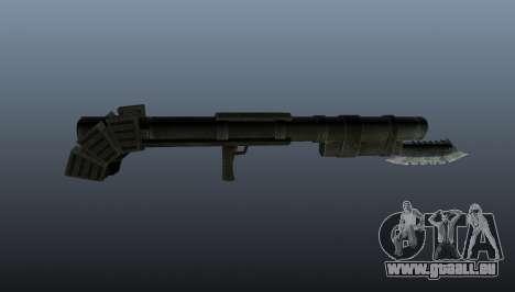 Lance-roquettes pour GTA 4 troisième écran
