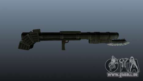 Raketenwerfer für GTA 4 dritte Screenshot
