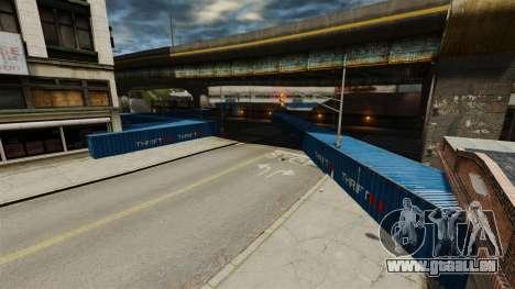 Dérive autour de la ville pour GTA 4 secondes d'écran