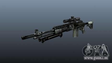Scharfschützengewehr M21 Mk14 v3 für GTA 4