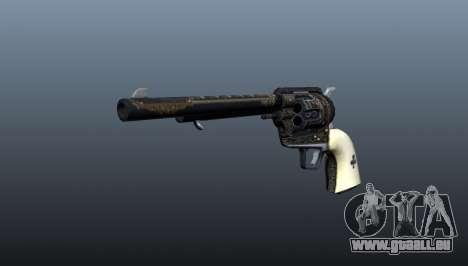 Revolver Glück für GTA 4