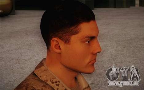 David Montes pour GTA San Andreas quatrième écran