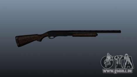 Vorderschaftrepetierflinte Remington 870 für GTA 4 dritte Screenshot