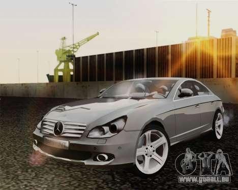 Mercedes-Benz CLS500 pour GTA San Andreas