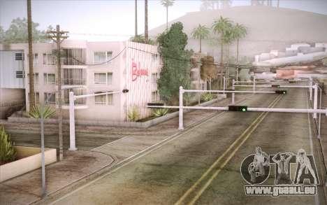 No traffic pour GTA San Andreas