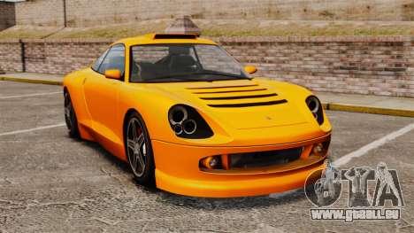 Comet Turbo für GTA 4