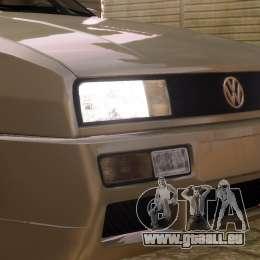 Volkswagen Corrado VR6 1995 für GTA 4 Rückansicht