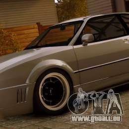 Volkswagen Corrado VR6 1995 für GTA 4 hinten links Ansicht