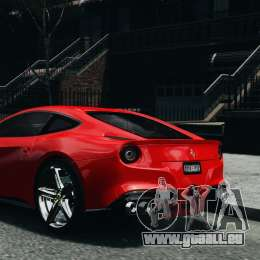 Ferrari F12 Berlinetta 2013 Modified Edition EPM für GTA 4 linke Ansicht