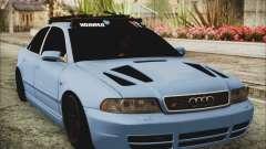 Audi S4 Hellaflush