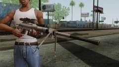 Fusil de sniper dans Call of Duty MW2 pour GTA San Andreas