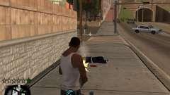 C-HUD Old Tawer für GTA San Andreas