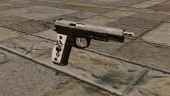Aktualisierte Pistole CZ75
