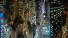 Nouveaux écrans de chargement NY City