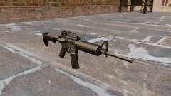 Halbautomatisches Gewehr des AR-15