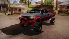 Sandking XL de GTA 5
