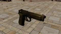Halbautomatische Pistole Beretta 92