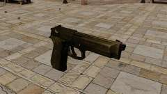 Pistolet semi-automatique Beretta 92