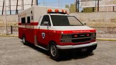 Ambulance iranienne
