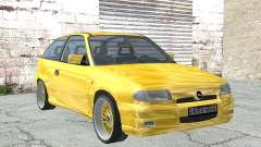 Opel Astra F GSI BBS Style für GTA San Andreas