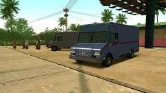 Boxville von GTA 4