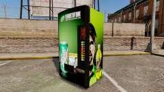 Nouveaux distributeurs automatiques