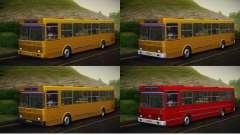 LIAZ 5256.00 Skin-Pack 5