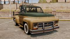 Towtruck Restored pour GTA 4