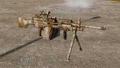 Lumière mitrailleuse Mk 48