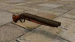 Fusil à canon scié