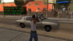 C-HUD by Tom pour GTA San Andreas