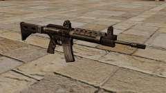 Das LR-300-Sturmgewehr