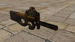 P90 mitraillette de nouveau