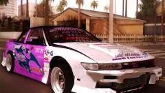 Nissan S13 Burst