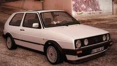 Volkswagen Golf Mk2 GTI pour GTA San Andreas