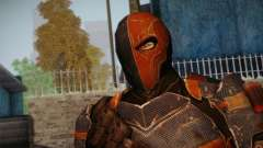 Deathstroke from Batman: Arkham Origins