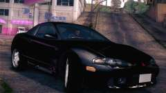 Mitsubishi Eclipse Fast and Furious für GTA San Andreas