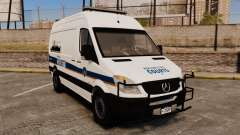 Mercedes-Benz Sprinter 2500 Prisoner Transport