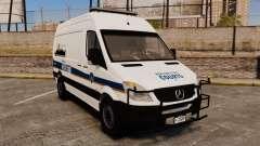 Mercedes-Benz Sprinter 2500 Prisoner Transport pour GTA 4