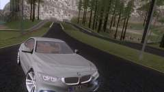 BMW F32 4 series Coupe 2014