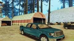 Ford F150 XLT Supercrew Trim pour GTA San Andreas