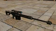 Le fusil de précision Barrett M82