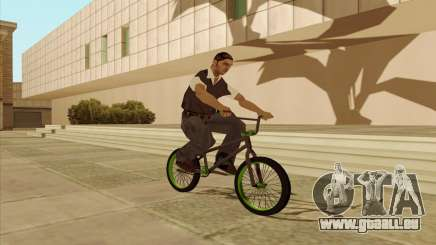 BMX für GTA San Andreas