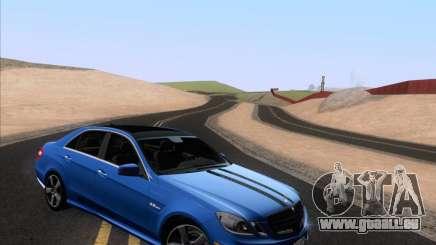 Mercedes-Benz E63 AMG 2011 Special Edition für GTA San Andreas