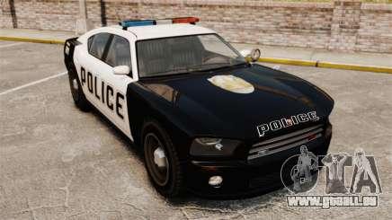 GTA V Buffalo Police pour GTA 4