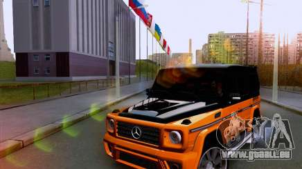Mercedes-Benz G55 pour GTA San Andreas