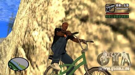 Pistolet semi-automatique pour GTA San Andreas