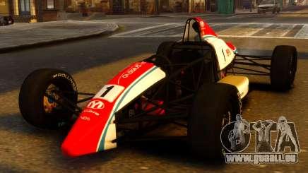 Formula Ford 1600 v1.0 pour GTA 4