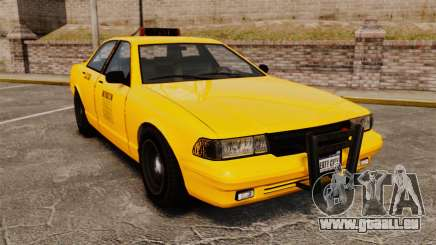 GTA V Gen Vapid LCC Taxi für GTA 4